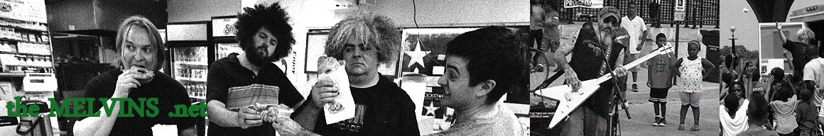 header1 The Melvins: 50 States in 50 Days