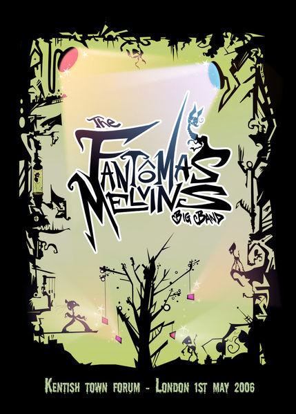 Fantomas Melvins DVD