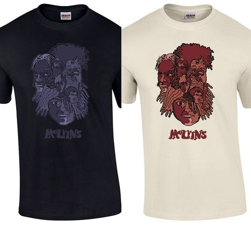 Brian Walsby's Love Parody Melvins T-Shirt