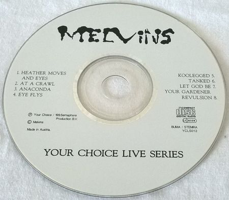 2nd Edition CD